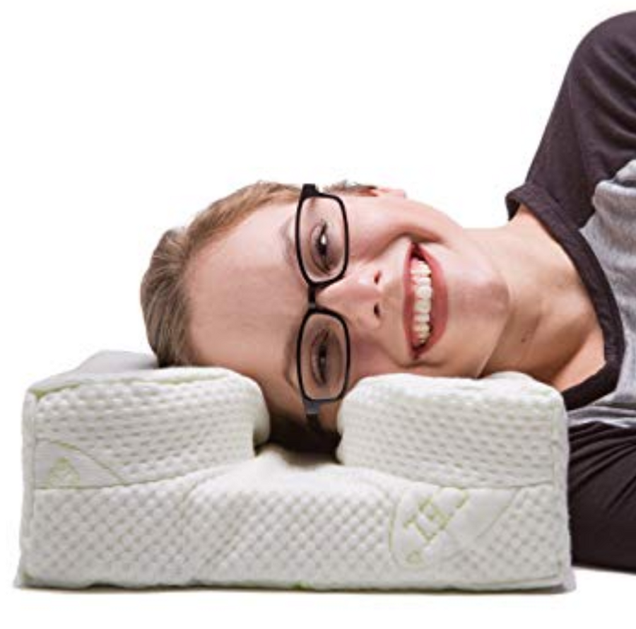 EYEGLASS PILLOW