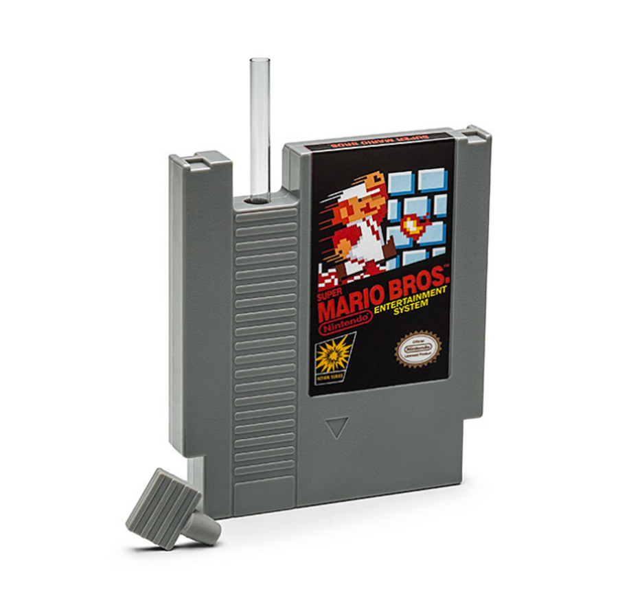 SUPER MARIO BROTHERS FLASK