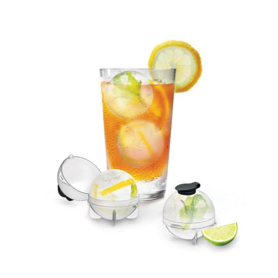 FRUIT INFUSING ICE BALLS (SET OF 4)