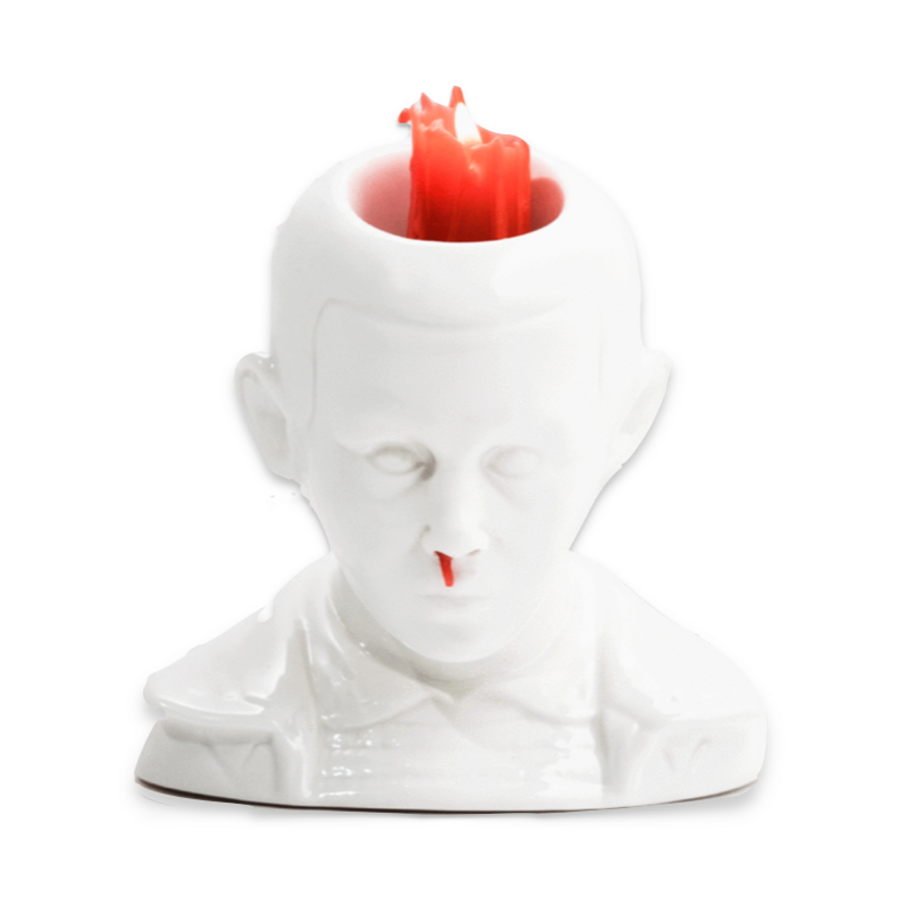 STRANGER THINGS BLEEDING CANDLE