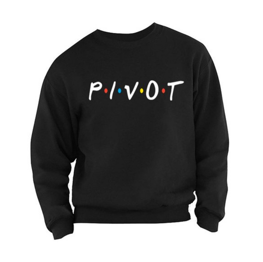 PIVOT FRIENDS SWEATER