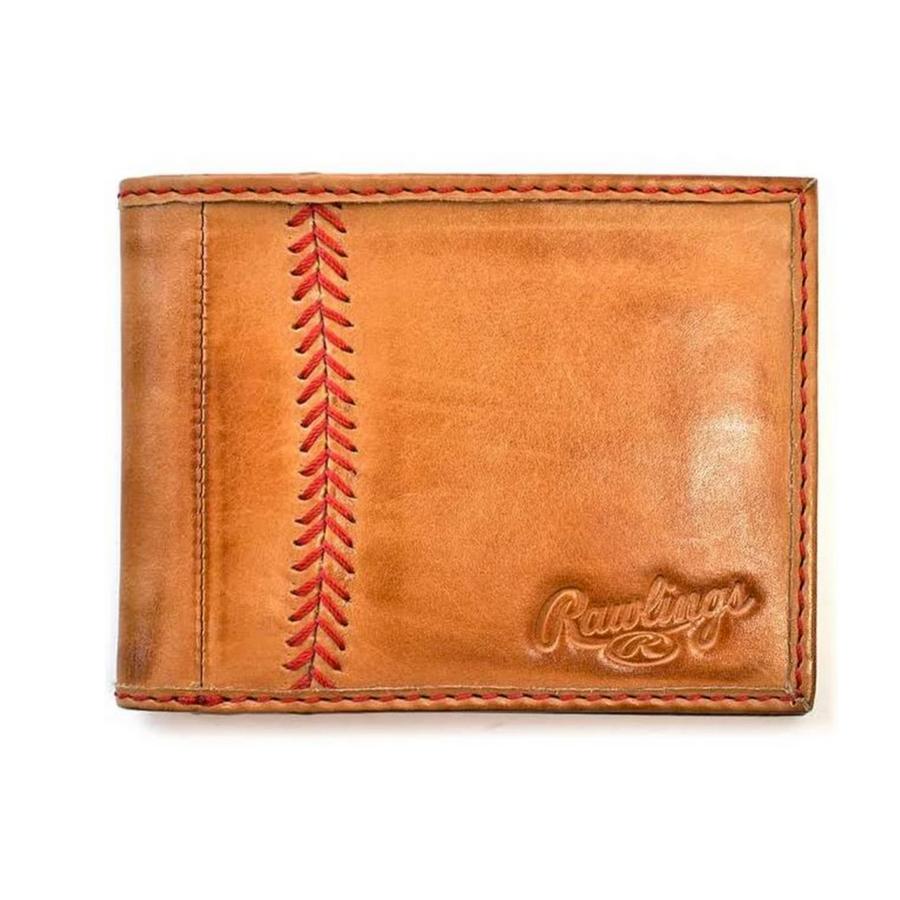 Rawlings Baseball Stitch Wallet