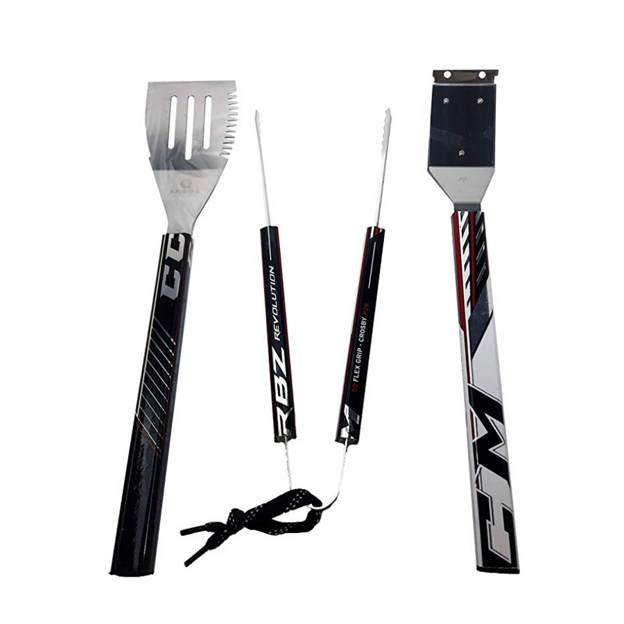 HOCKEY BBQ SET