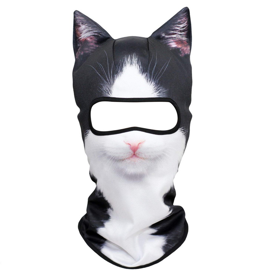 Animal Face Mask 3D (Cat)