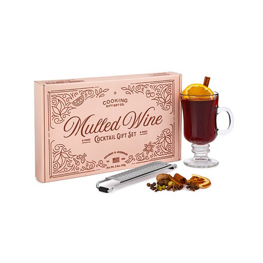 Mulled Wine Gift Set