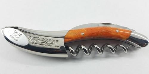 Laguiole Corkscrew, Orange