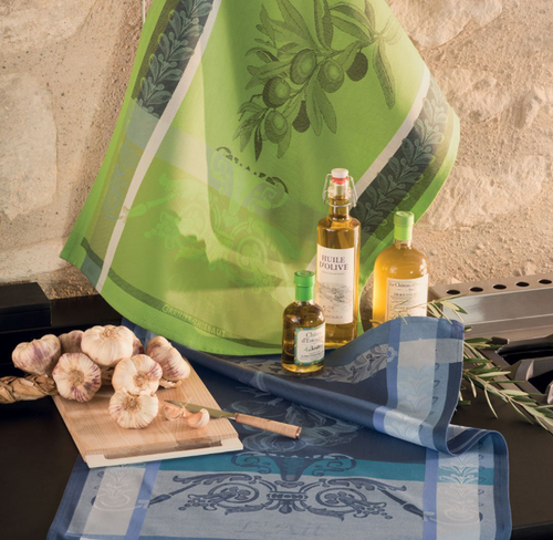Olivier Vert Kitchen towel