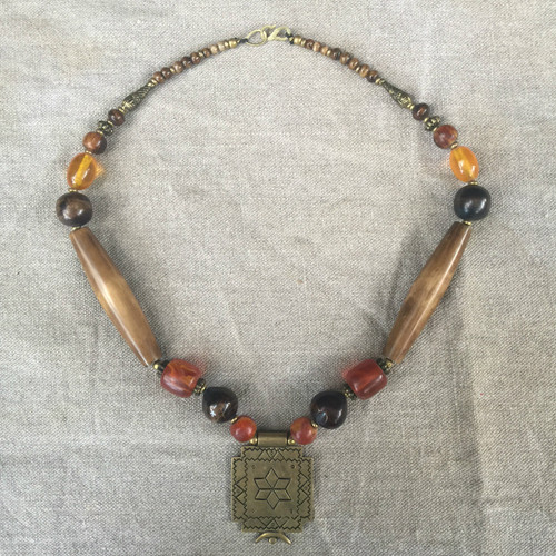 Ethiopan Copper Necklace
