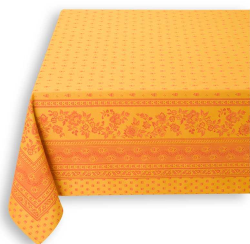 Durance Yellow Tablecloth