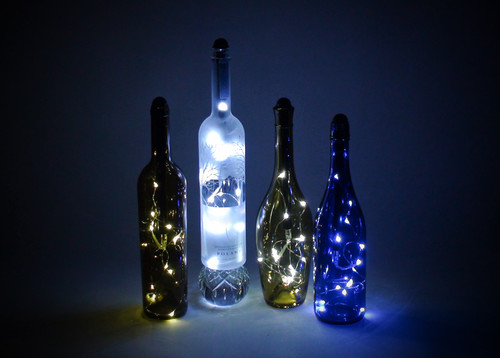 Recycle your old bottle!