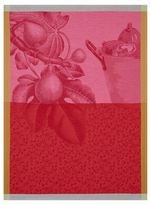 Fruits du Verger Coulis Kitchen Towel