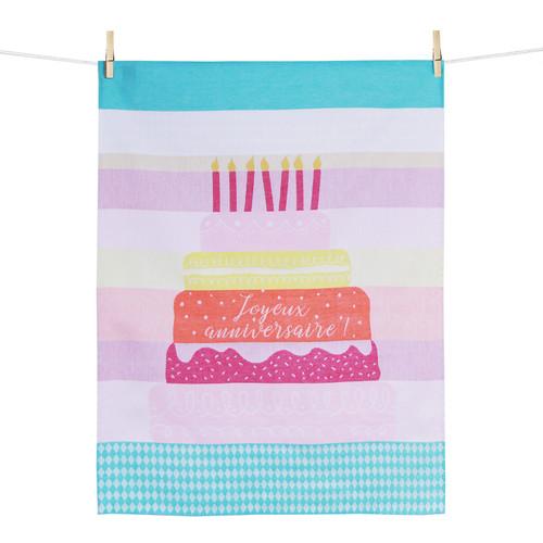 Anniversaire - Kitchen Towel
