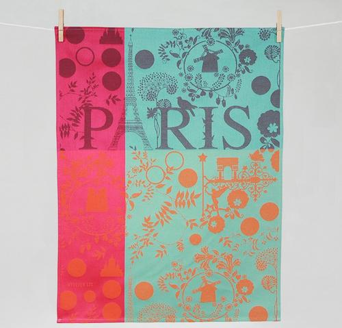 Paris - Kitchen Towel