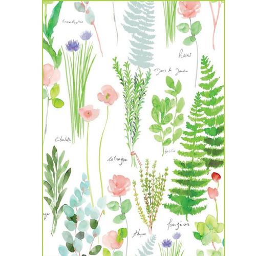 Mille Herbiers Kitchen Towel