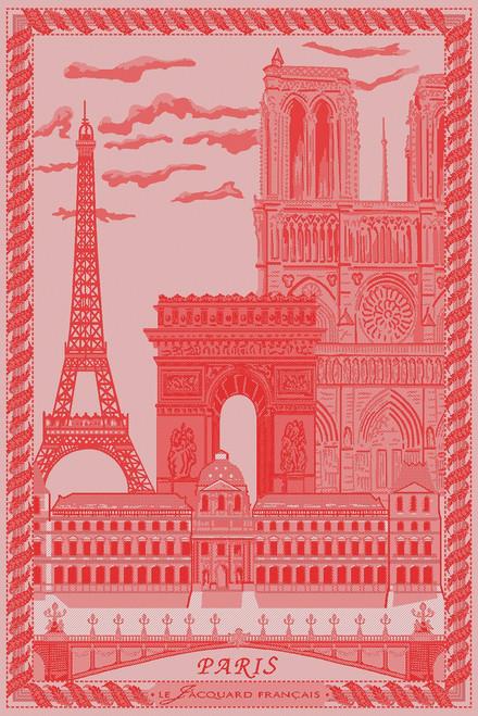 Paris Rouge Tanger Kitchen Towel