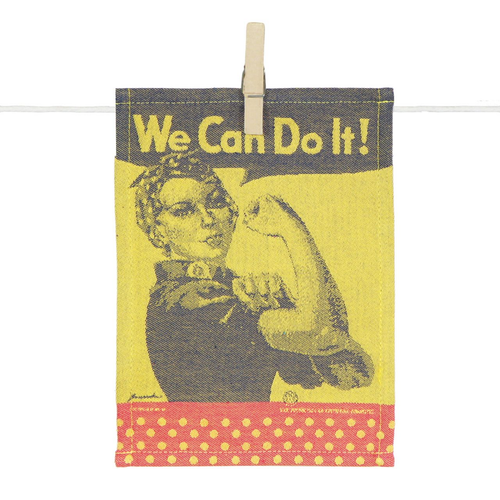 Cocktail Napkins - We Can do It (set of 6)
