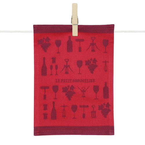 Tapas Napkins - Petit Sommelier (Set of 6)