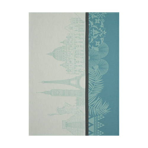 Escapade Kitchen Towel Grey