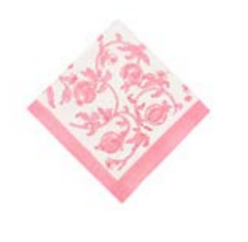 Granada Pink Napkins, Set of 6