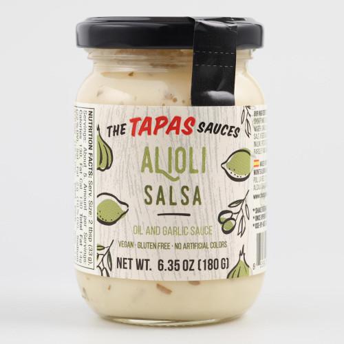 Aioli Tapas Sauce