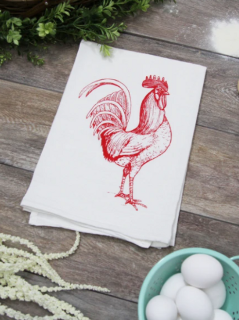 Kitchen Towel - Rooster