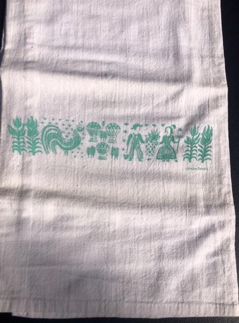 Kitchen Towel - Green