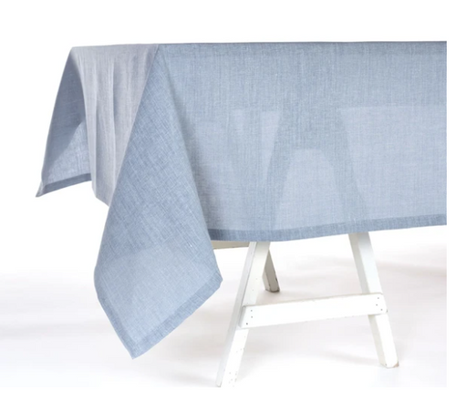 "Polylin Tablecloth Storm 63""x138"""