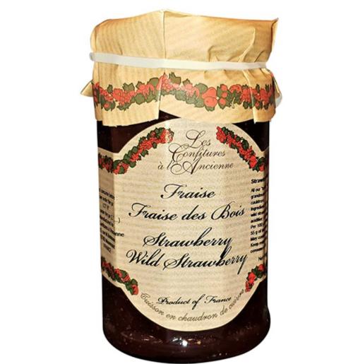 Fraise des Bois, Strawberry Jam