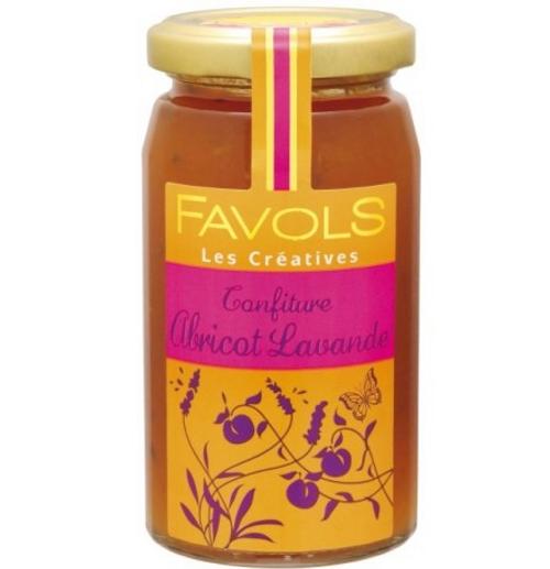 All-Natural Artisan Jam, Apricot Lavender