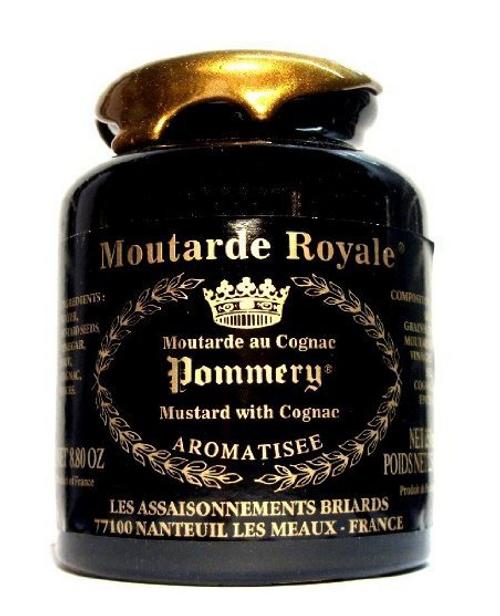 Mustard with Cognac