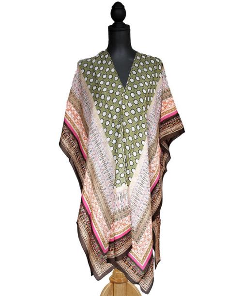Moorish Pattern Kimono