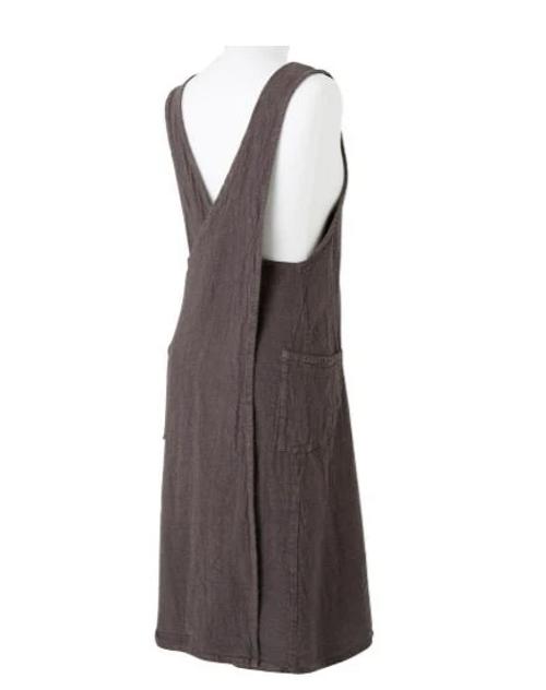 Empreinte Apron / Dress - Grey