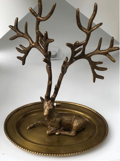 Reindeer Brass