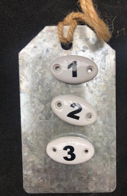 Magnets Number