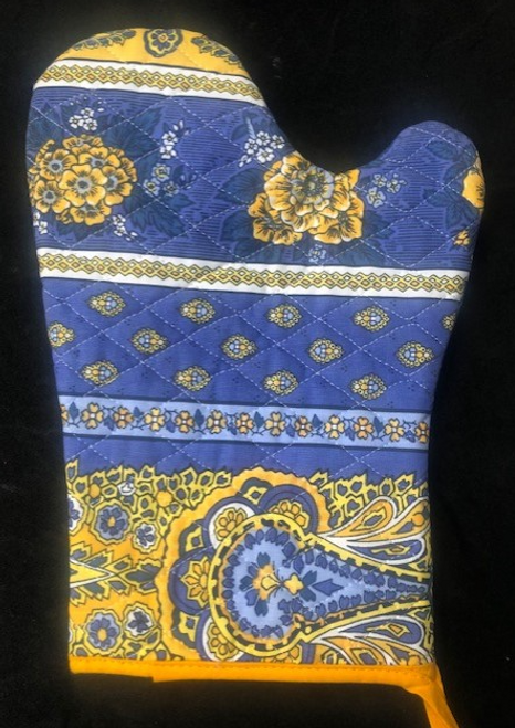 Oven Mitts Provence