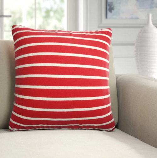 Cotton Stiped Pillow case