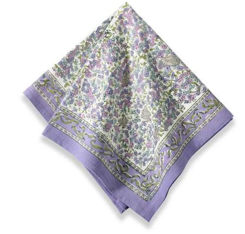Lavender Napkin, Set of 6