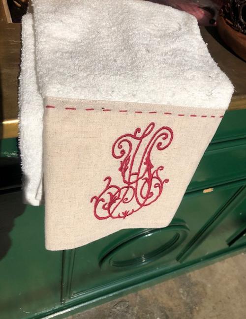 Terry Cloth Linen