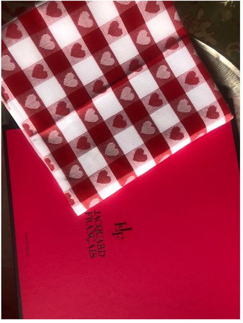 Heart Valentine Limited Edition Kitchen Towel