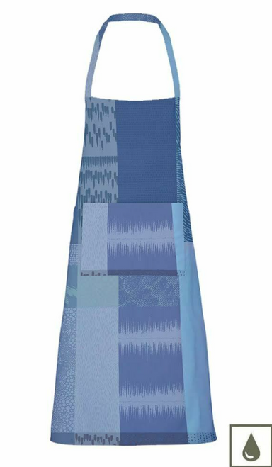 Mille Matieres Abysses Coated Apron