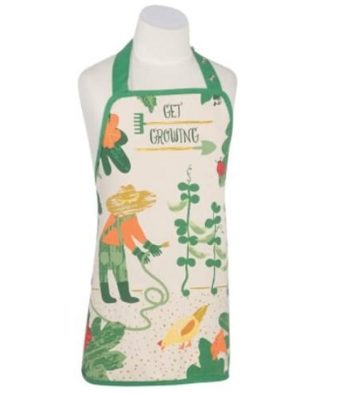 Kids Apron, Get Growing
