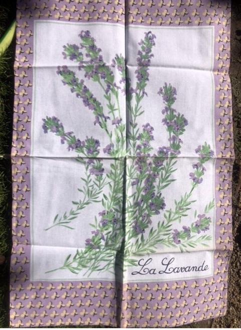 La Lavande Kitchen Towel