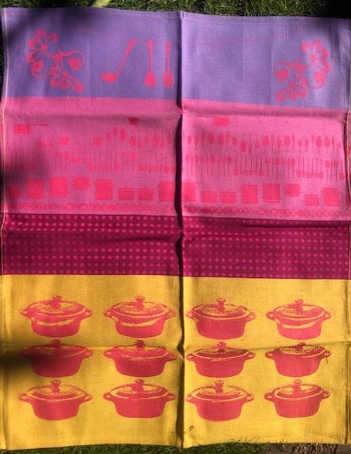 Casseroles Kitchen Towel