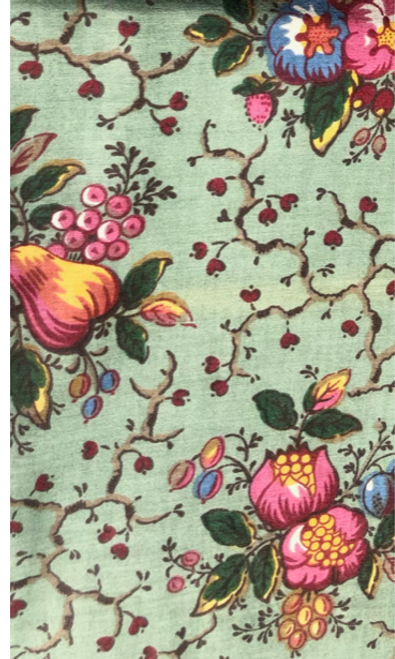 "Provence Tablecloth with Fruits, 60"" x 93"""