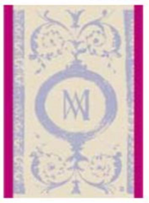 Marie-Antoinette Monogram Kitchen Towel