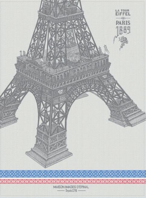 Paris 1889 Kitchen Towel