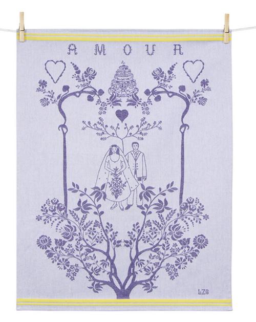 Mariage,  Amour, Wedding, Love,  Kitchen Towel