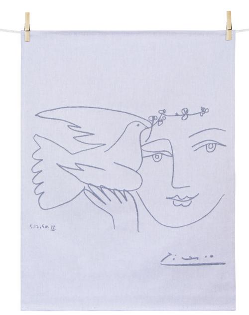Visage de la Paix, Picasso Kitchen Towel