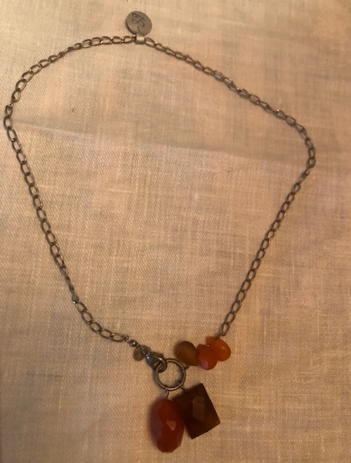 Neckless with Stones