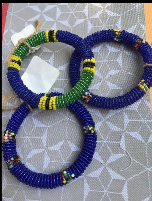 Colorful Bead Bracelet